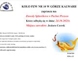 Zawody Spławikowe o Puchar Prezesa