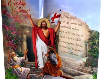 Życzenia z okazji świąt Wielkiejnocy