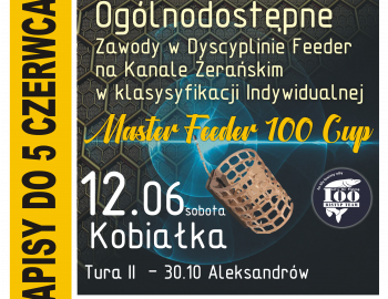 Master Feeder 100 Cup